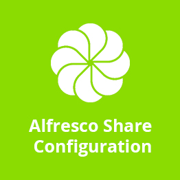 Alfresco Share Configuration